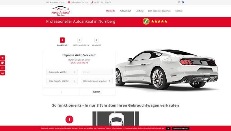 Autoankauf Nürnberg
