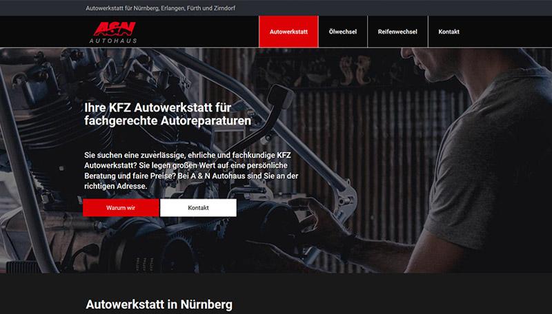 KFZ Autowerkstatt Nürnberg