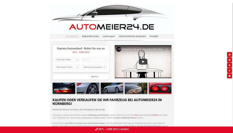 Auto verkaufen Nürnberg